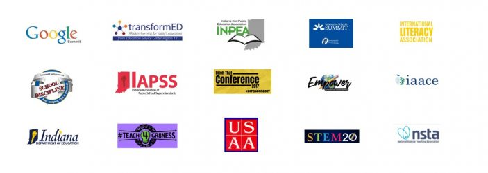 Strobel Education works with Google, NAESP, and ASCD.