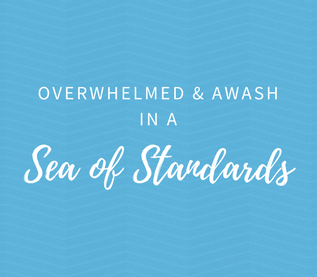 Overwhelmed & Awash in a Sea of Standards