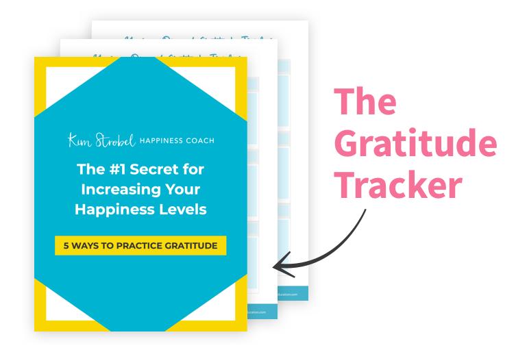 Gratitude Tracker