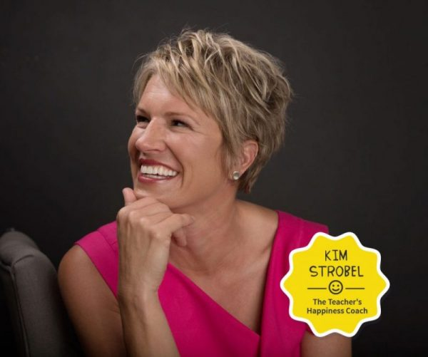Kim Strobel - Founder of Strobel Education a premiere provider of professional development and keynotes.Homepage Image