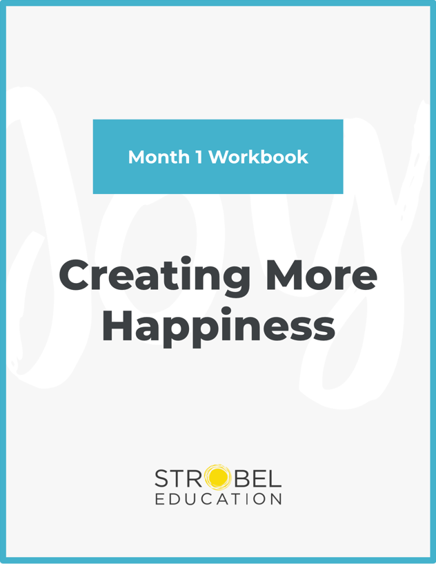 month one workbook