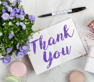 A Most-Appropriate Teacher Appreciation Week Celebration