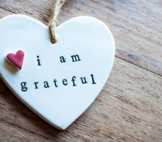 Gratitude in the Classroom
