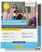 Standards-Based Grading Online Course - Strobel Education