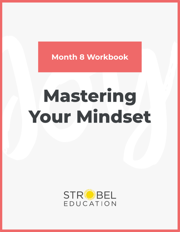 month eight workbook